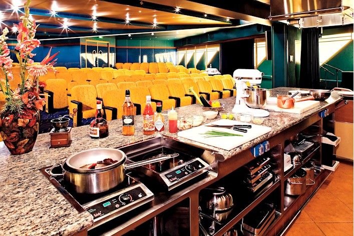 Holland America Line S-Class Interior Culinary Arts Centre Stage 3.jpg